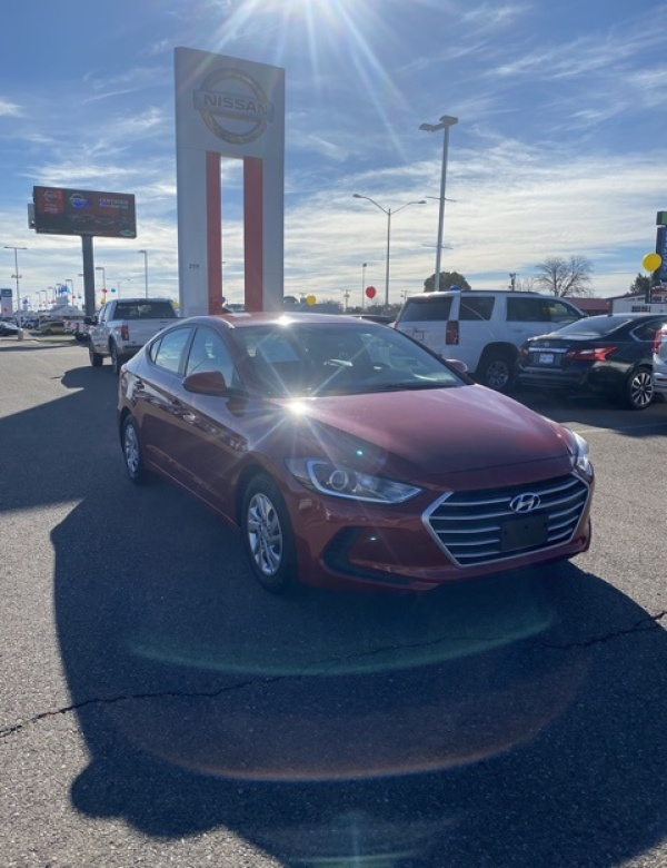 2017 Hyundai Elantra in Roswell, NM