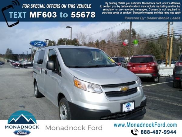 2015 Chevrolet City Express Cargo Van in Swanzey, NH