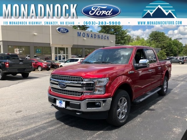 2020 Ford F-150 in Swanzey, NH