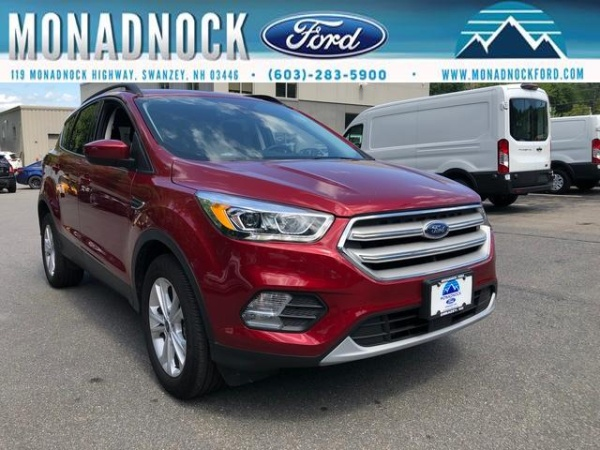 2018 Ford Escape in Swanzey, NH