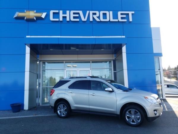 2013 Chevrolet Equinox in Port Angeles, WA