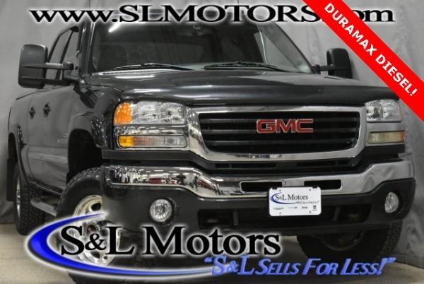 2003 GMC Sierra 2500 SLT