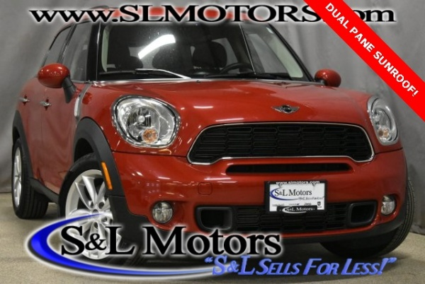 2014 MINI Countryman Cooper S