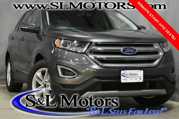 2018 Ford Edge in Pulaski, WI