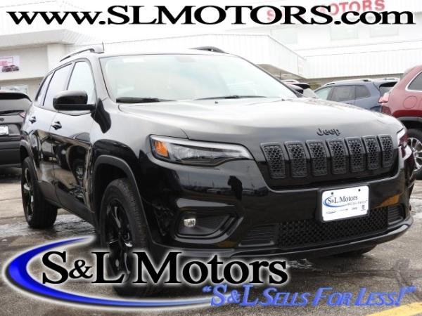 2020 Jeep Cherokee in Pulaski, WI