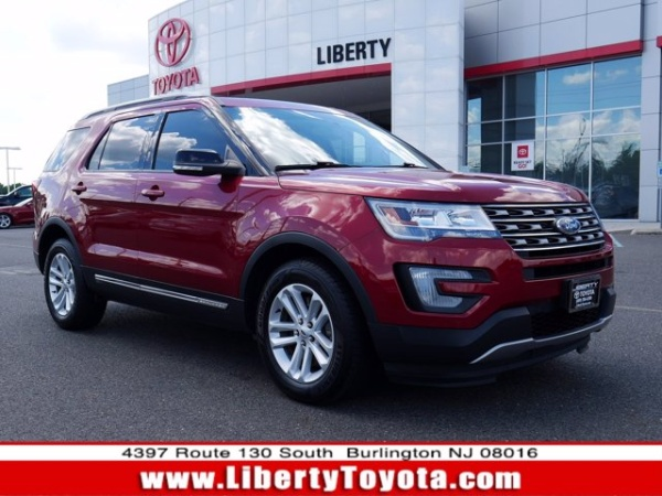 2016 Ford Explorer in Burlington, NJ