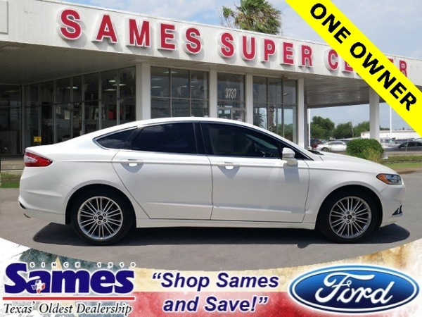2016 Ford Fusion in Corpus Christi, TX
