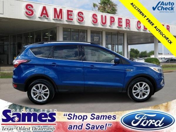 2018 Ford Escape in Corpus Christi, TX
