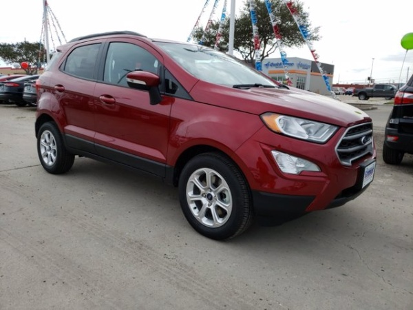 2020 Ford EcoSport in Corpus Christi, TX