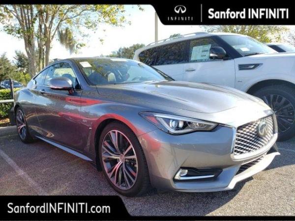 Infiniti Of Sanford >> 2019 Infiniti Q60 3 0t Luxe Rwd For Sale In Sanford Fl
