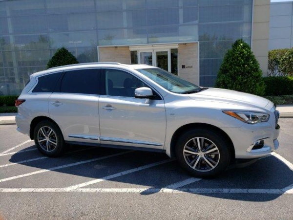 Infiniti Of Sanford >> 2019 Infiniti Qx60 2019 5 Luxe Fwd For Sale In Sanford Fl Truecar