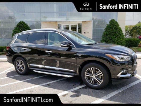 Infiniti Of Sanford >> 2018 Infiniti Qx60 3 5 Fwd For Sale In Sanford Fl Truecar