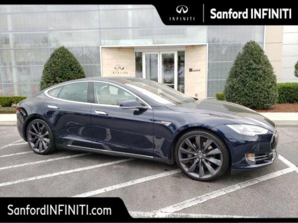 2013 Tesla Model S in Sanford, FL