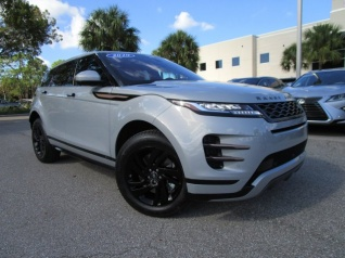Range Rover Naples >> Used Land Rover Range Rover Evoques For Sale In Naples Fl