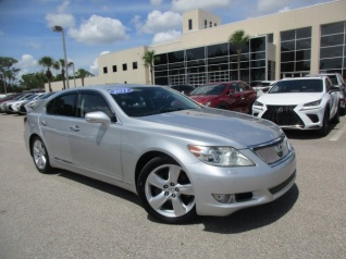 Used 2011 Lexus LS LS 460 RWD For Sale In Fort Myers, FL