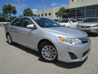 2012 Toyota Camry For Sale >> Used 2012 Toyota Camrys For Sale Truecar
