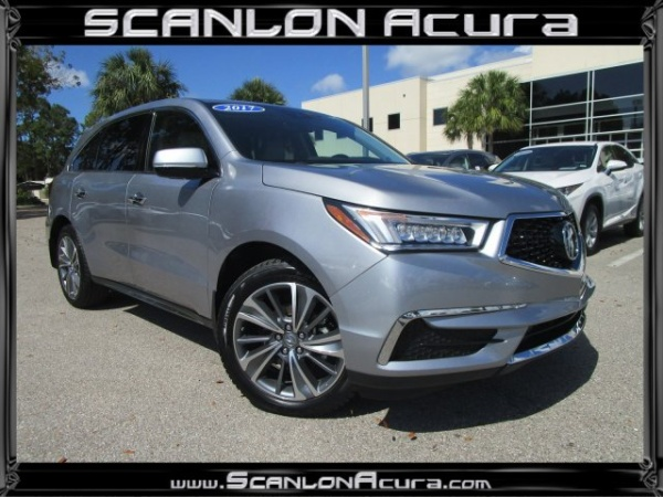 2017 Acura MDX in Fort Myers, FL