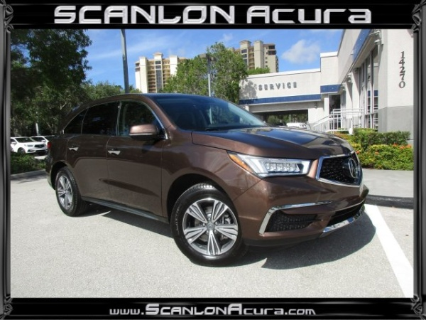 Scanlon Acura Fort Myers Fl Cars Com >> 2019 Acura Mdx Fwd For Sale In Fort Myers Fl Truecar