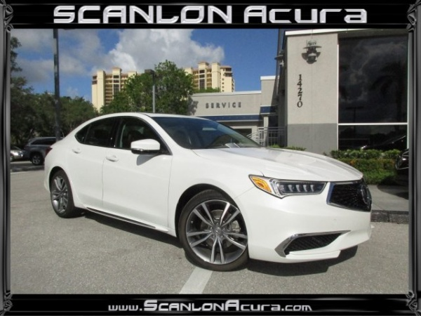 2020 Acura TLX in Fort Myers, FL