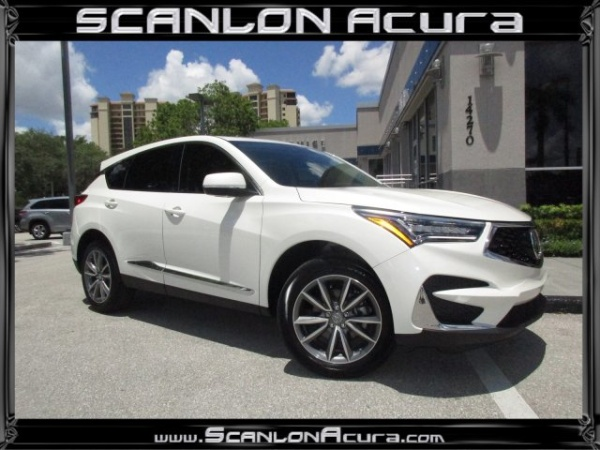 2020 Acura RDX in Fort Myers, FL