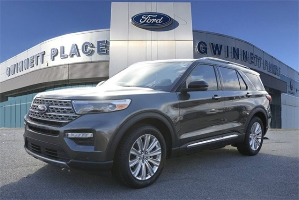 2020 Ford Explorer in Duluth, GA