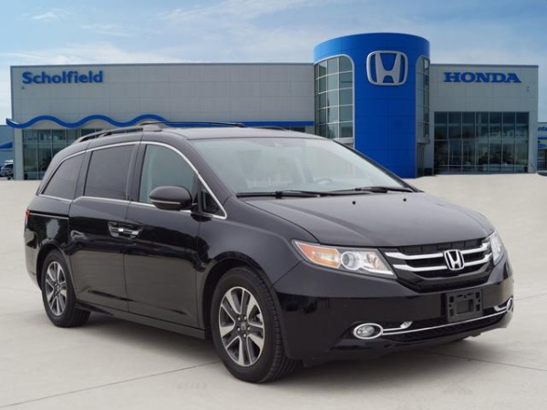 2016 Honda Odyssey in Wichita, KS