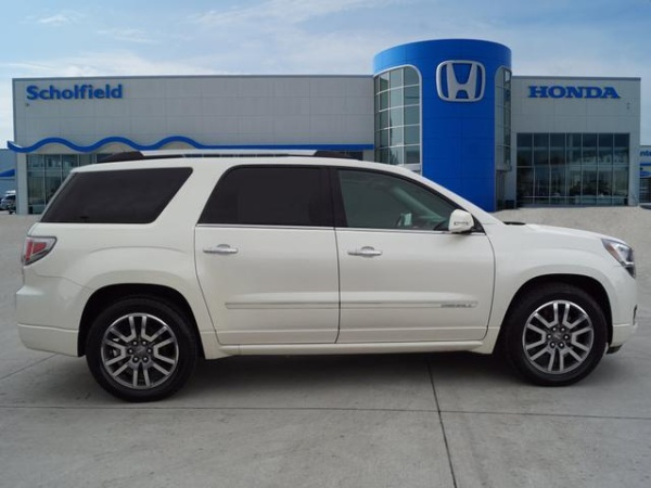 2013 Gmc Acadia Denali Awd For Sale In Wichita Ks Truecar