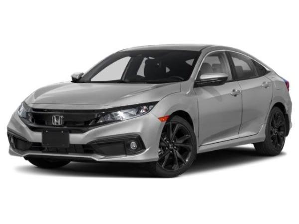 2020 Honda Civic in Pompton Plains, NJ