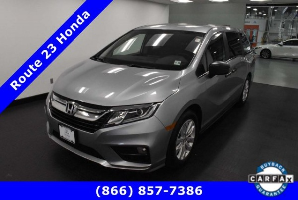 2019 Honda Odyssey in Pompton Plains, NJ