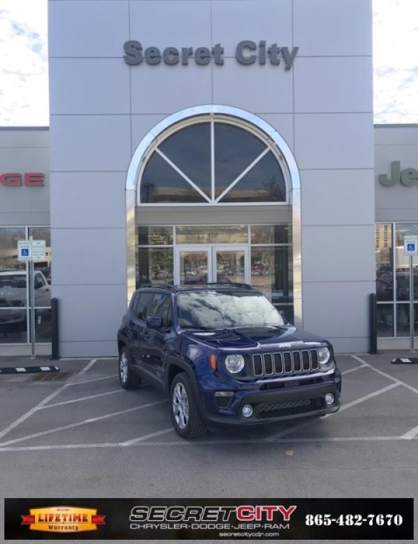 2019 Jeep Renegade in Oak Ridge, TN