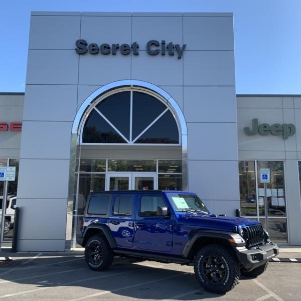 2020 Jeep Wrangler in Oak Ridge, TN