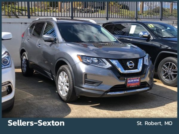 2017 Nissan Rogue in Saint Robert, MO