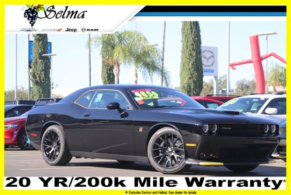 2019 Dodge Challenger in Selma, CA