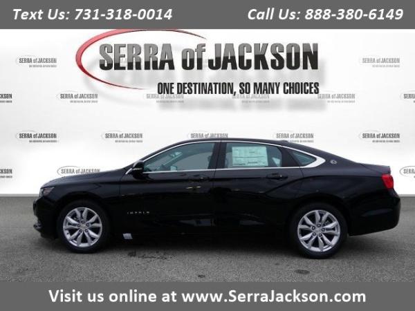 2020 Chevrolet Impala in Jackson, TN