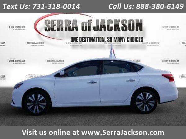 2019 Nissan Sentra in Jackson, TN