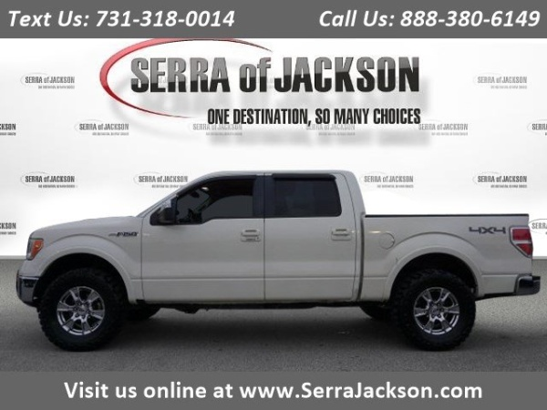 2009 Ford F-150 in Jackson, TN