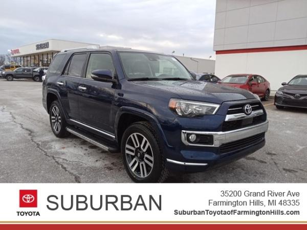 2020 Toyota 4Runner in Farmington Hills, MI