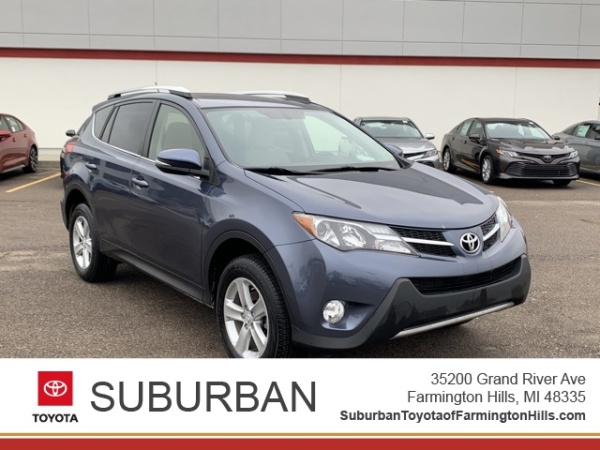 2013 Toyota RAV4 in Farmington Hills, MI