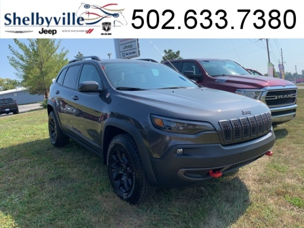 2020 Jeep Cherokee in Shelbyville, KY