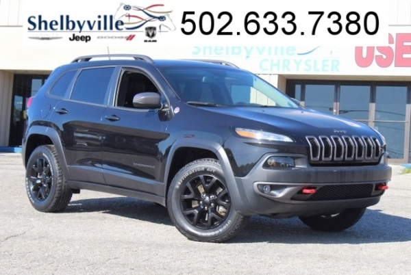 2016 Jeep Cherokee in Shelbyville, KY