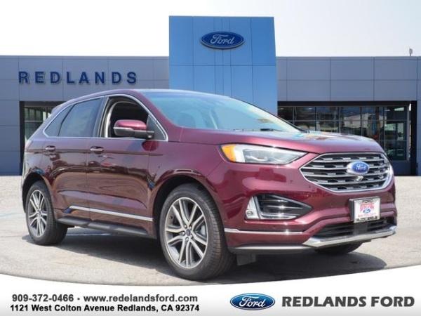 2019 Ford Edge in Redlands, CA