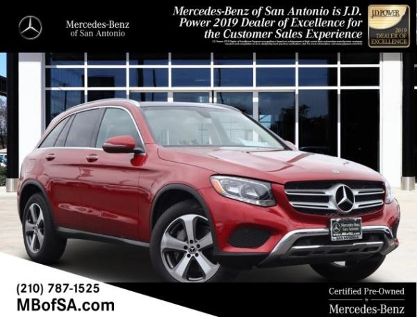 2019 Mercedes-Benz GLC in San Antonio, TX
