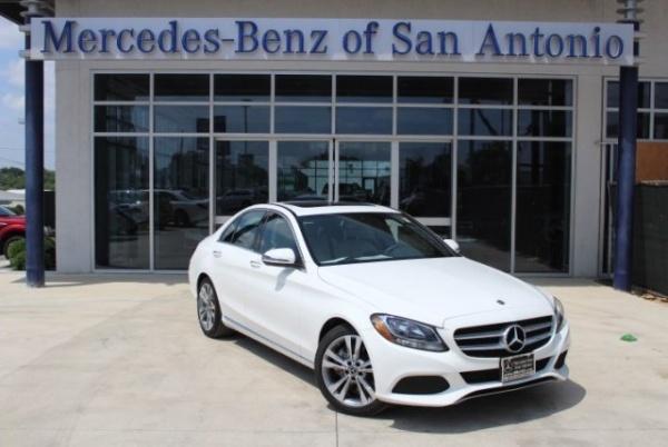 2018 Mercedes-Benz C-Class in San Antonio, TX
