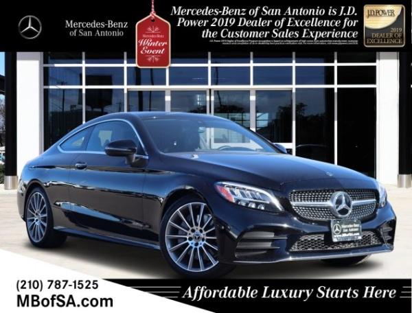 2019 Mercedes-Benz C-Class in San Antonio, TX
