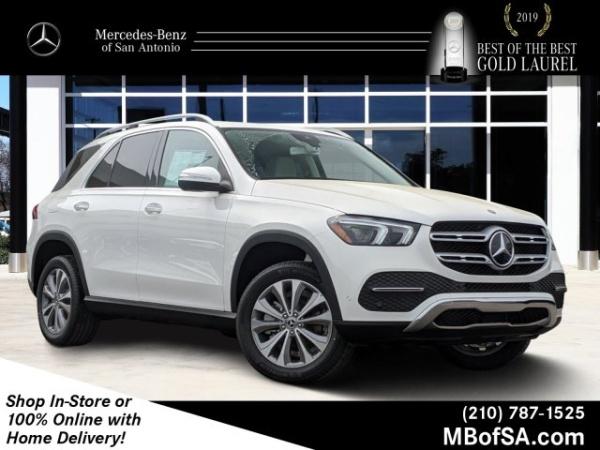 2020 Mercedes-Benz GLE in San Antonio, TX