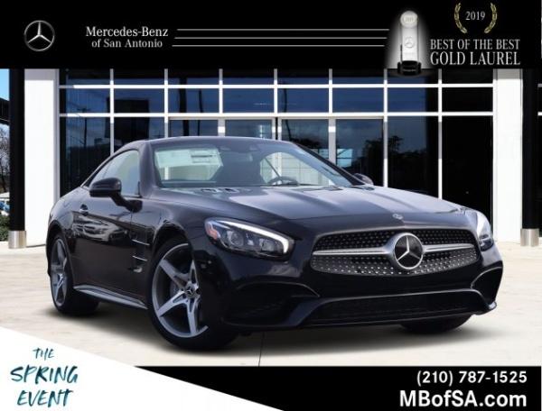 2019 Mercedes-Benz SL in San Antonio, TX