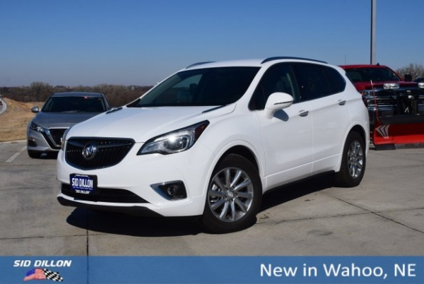 2020 Buick Envision in Wahoo, NE