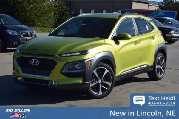 2020 Hyundai Kona in Lincoln, NE