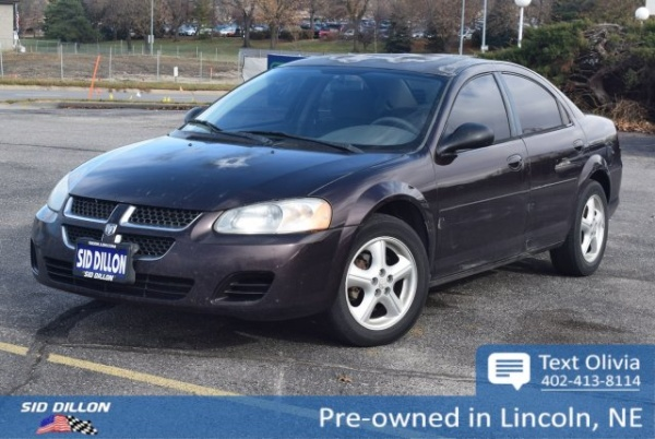 Sid Dillon Lincoln Ne >> 2004 Dodge Stratus Sxt Sedan Automatic For Sale In Lincoln
