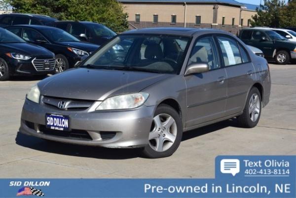 2004 Honda Civic in Lincoln, NE